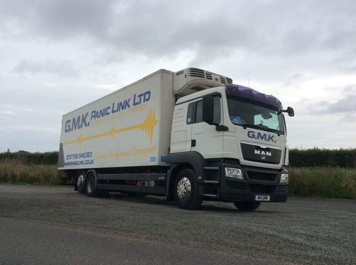 low priced 0a5b1 e671b GMK Specialists In Refrigerated Transport